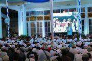 Haul Arba'in, Wako Palembang Ajak Alim Ulama Sukseskan Program Pemerintah