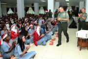 Panglima TNI Ajak 1.000 Siswa/i SMA Nuantara Bersatu Meraih Mimpi