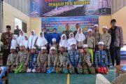 Lanal Batuporon Adakan Do'a Bersama Anak Yatim