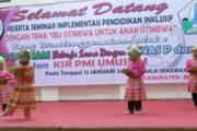 PAUD ZAM-ZAM Laksanakan Seminar  Implementasi Pendidikan Inklusi