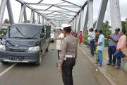Jembatan Kuta Blang Akan Ditutup Dan Dibongkar Pelintas Harus Hati-Hati
