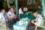 Sinergi Dalam Tugas, Babinsa dan Bhabinkamtibmas Kecamatan Geger Sambangi Ponpes Annafiyah