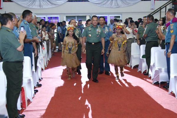 Panglima TNI: Cinta Kasih Landasan Kerukunan Beragama