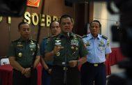 Panglima TNI : TNI Siap Hadapi Ormas Yang Bertentangan dengan Pancasila