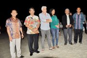 Sekjen UNESCO Kunjungi Belitung,Kaget Dengan Kerja Tim Geoprak