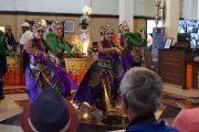 Kunjungan Wisatawan Asal Amerika Tertarik Berkunjung ke Balai Kota Surabaya