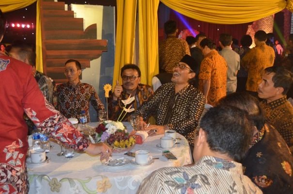 HR. Ali Badri Zaini Dukung Anton Setiadji Pimpin KONI Jatim