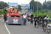 Anggota Kodam IM meriahkan Fun Bike Pilkada Damai Aceh