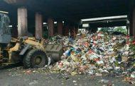 Empat Truk di Terjunkan Angkut Sampah TPS Kolong Tol Kencana