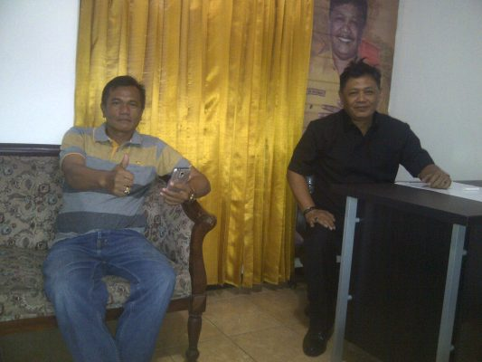 DPD Partai Hanura Jatim Siap Ekskusi Markas Agus Santoso