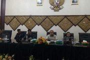 Masa Sidang III DPRD Padang Hasilkan 6 Perda