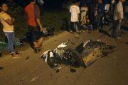 Tujuh Orang Alami Kecelakaan, Tiga Meninggal Dunia Dimalam Tahun Baru