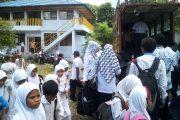 PGRI NTB Distribusikan Paket Pendidikan di Kota Bima
