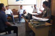 Kasat Reskrim Polres Sergai Lakukan Kunjungan Kerja di Polsek Kotarih