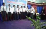 Pisah Sambut Kasek SDN Tiga Kecamatan di Kotim