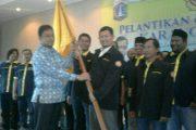 Sekko Lantik Ketua Karang Taruna Jakut Periode 2016-2021