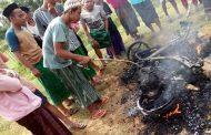 Kepergok, Dua Pelaku Curanmor di Sampang Nyaris Dibakar Massa.