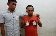 Sat Narkoba Polres Sergai Ciduk Bandar Sabu Asal Firdaus