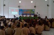 Kerjasama Dengan BNN, FKDM Tanjung Priok Gelar Sosialisasi Bahaya Narkoba