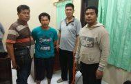 4 Bulan DPO, Pelaku Pengrusakan Kebun Akhirnya Tertangkap di Bangun Purba
