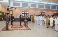 Wabup Sergai Kukuhkan dan Lantik 149 Pejabat Administrator
