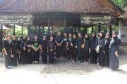Mahasiswa S2 HKn PPs-UNM Studi Lapang di Komunitas Kajang