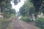 Carut Marut Pengerjaan Jalan Di Desa Pondok Kelor