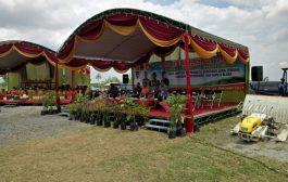 Mentan RI Apresiasi Keberhasilan Panen Raya Padi di Kabupaten Blora