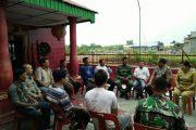 Antisipasi Intoleransi, Kapolsek Teluk Mengkudu Kunjungi Viharan – Klenteng