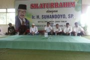 Ketua Projo Jawa Timur Kunjungi PONPES Ibnu Kholil Bangkalan
