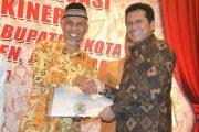 """Kota Padang Raih Predikat """"Baik"""" dari KemenPAN-RB"""