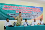 Walikota Padang Sambut Keberadaan FEBI di Kampus III IAIN Sungai Bangek