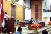 DPRD Sumbar Tetapkan Alat Kelengkapan Dewan Tahun 2017