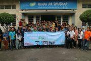 Ratusan Fotografer Abadikan Cagar Budaya Rumah Air Surabaya