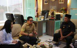 Singapura Dan  Kota Banda Aceh Saling Tukar Ide