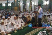 Tahun Baru Walikota Ajak Masyarakat Palembang Berhijrah