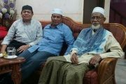 H Ruslan Temani Ulama Kharismatik Aceh, Cek Kesehatan Ke – Negri Jiran