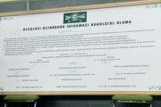 Bahaya Berita Hoax, NU Kabupaten Malang Deklarasi Anti Hoax