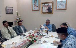 ADRI Tatap Muka Wakil Gradarubernur Sulsel