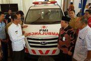 Wako Palembang Hadiri Penyerahan CSR Kepada Masyarakat Talang Jambe