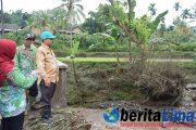 Kadis PUPR Cek Lokasi Banjir Bandang di Bondowoso