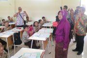 Resmikan Sekolah Baru, Wali Kota Surabaya Berharap Semua Anak Mempunyai Kesempatan Sama
