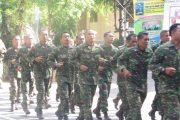 Letkol Inf Sutrisno : Latihan Fisik di Kalangan Militer Jangan Dianggap Penyiksaan !!