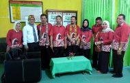 Kepsek SDN Sinjai Timur Kunjungi SD Sehat Nasional  di Balikpapan