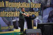 Panglima TNI : Indonesia Ciptakan Swasembada Pangan Demi Ketahanan Nasional