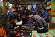 Datsun Rising Hope 2 Kumpulkan Buku Bacaan Anak