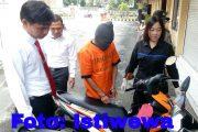 Curi Belasan Motor, Rohman Ditangkap Polisi