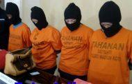 Gelapkan Kamera, Tiga Wanita Dan Satu Pria Masuk Penjara