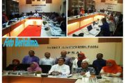 Ketua Komis VI DPR Aceh Iskandar, Unsur Pengarah Lebih Pengting