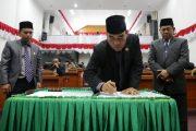 DPRK dan Pemko Banda Aceh Setujui 25 Prolegda 2017